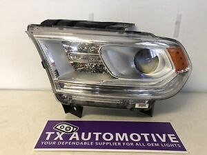2014 2015 2016 2017 2018 Dodge Durango Headlight Left Lh Driver Oem L171