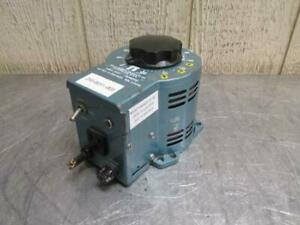 Staco Powerstat Variable Autotransformer Variac 1 4 Kva 10a 120 Volt