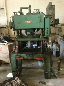 30ton Kard hydraulic 4 Post Trim Press