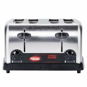 Hatco Tpt 120 Commercial 4 Slice Toaster