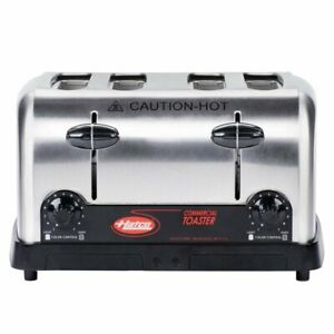 Hatco Tpt 208 Commercial 4 Slice Toaster