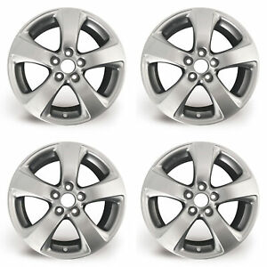 Set Of 4 17 Wheels For 2011 2020 Toyota Sienna Oem Quality Factory Rim 69584