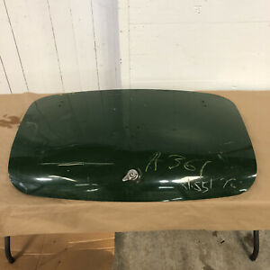 Original 1968 1974 Mg Mgb Mark 2 Roadster Boot Trunk Lid Oem