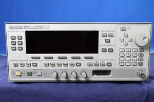 Hp 83623a Signal Generator Sweep 10mhz To 20ghz Max 17dbm High Power Opt 001 008
