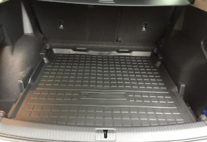 Rear Trunk Tpo Cargo Black Floor Cover Mat Tray For Vw Tiguan 2018 2019 Us Stock