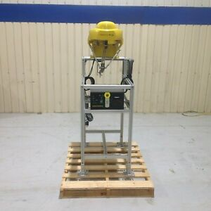 Fanuc M 1ia 0 5a Pick And Place Robot System R 30ia Mate Controller