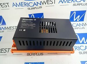 Weidmuller Csa 950 234 ul 1950 Power Supply In 115 230vac Out 24vdc