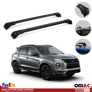 Roof Rack Cross Bars Luggage Carrier For Mitsubishi Outlander Sport Asx 2010 19
