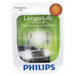 Philips Front Side Marker Light Bulb For Rolls Royce Silver Wraith Ii Silver Tg