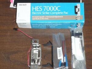 Hes 7000c 630 Electric Strike Opened Box