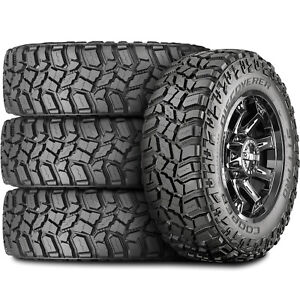 4 New Cooper Discoverer Stt Pro Lt 35x12 50r20 121q E 10 Ply M T Mud Tires