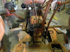 Allis Chalmers Wd 45 Shifter Tower