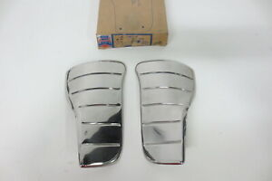 Nos 1942 1946 1947 1948 Vintage Chrysler Gravel Shields Stone Guards Rear Fender