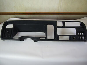 1994 1997 Dodge Ram 1500 2500 3500 Dash Bezel W Power Outlet
