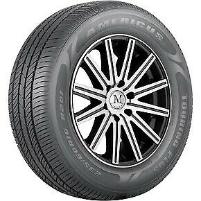 Americus Touring Plus 165 80r15 87t Bsw 4 Tires