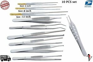 Dentist Instruments Surgery Surgical Periodontists Tool Dabacky dressing Forceps