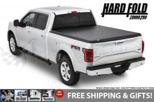 Tonno Pro Hard Fold Tonneau Cover Top Hf 452 For Nissan Frontier 5ft Bed 05 2019