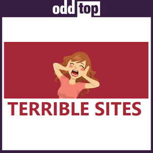 Terriblesites com Premium Domain Name For Sale