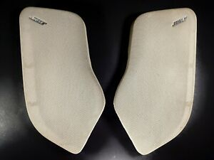 2001 2006 Gmc Chevy Cadillac Bose Front Rear Door Mesh Grill Speaker Cover Set
