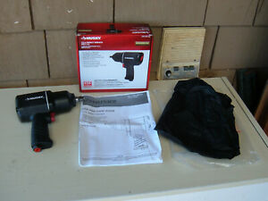 Husky H4455 Pneumatic 1 2 Impact Wrench New In The Box