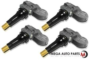 4 X New Itm Tire Pressure Sensor 315mhz Tpms For Ford Edge 07 10