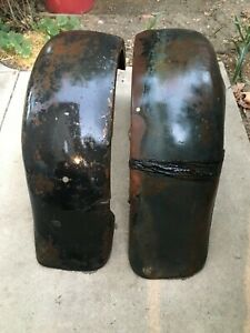 1930 1931 Model A Ford Rear Fenders