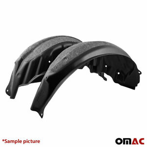 Fender Guard Front Left Right Wheel Well Liners Fits Dodge Ram 1500 2009 2018