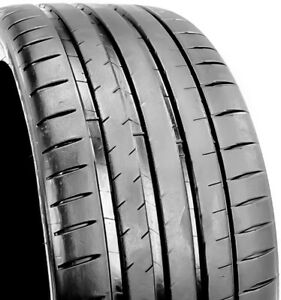 Michelin Pilot Sport 4s Acoustic To 235 35zr20 92y Used Tire 7 8 32 104603