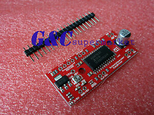 5pcs Easydriver Shield Stepping Stepper Motor Driver V44 A3967 Arduino M31