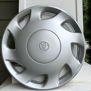 Oem 98 00 Toyota Sienna 61099 15 Wheel Cover Hubcap 42621 Ae010 Free S H