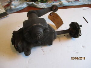 Nos Chevrolet 1966 chevelle chevelle Ss Manuel Steering Box With Rag Joint