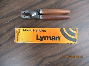 LEE 90005 LYMAN AND OTHERS FITS 2-CAVITY RCBS LEE 6 CAVITY MOLD HANDLES