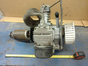 Used damaged Shop Compressor Head or Pump Great Piece See Pics 4 Serial