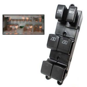 For Nissan Titan 2004 12 Master Electric Power Window Switch Driver 25401zt10a