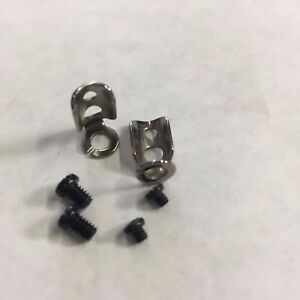 Consew Kit Fits 206 Or 206rb Needle Bar Thread Guide 10533 Qty 2 Each W Screws