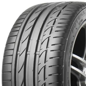 Bridgestone Potenza S001 205 45r17 84w Performance Tire