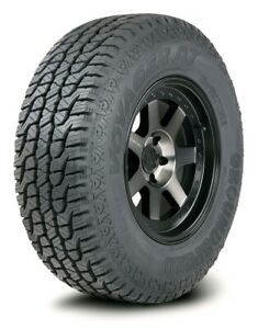 4 New Groundspeed Voyager At Lt 265 70r16 Load C 6 Ply A T All Terrain Tires