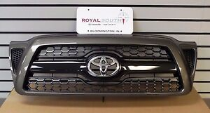 Toyota Tacoma Sport Pyrite Mica 4t3 Painted Honeycomb Grille Genuine Oem Oe