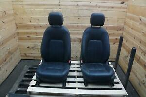 Set Of 2 Front Left Seat Black 8 Way Power Land Rover Discovery Sport 2015 17