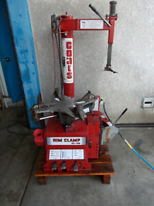 Coats Rc100 Rim Clamp Tire Machine Motorcycle Or Car Very Good Condition
