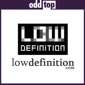 Lowdefinition com Premium Domain Name For Sale