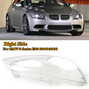 Right Side Rear View Mirror Cover Trim Cap Fit For Honda Accord 2008 2012 Black