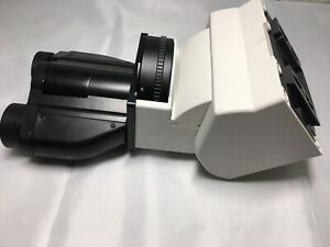 Nikon Inverted Microscope T terg Ergonomic Binocular Tube Head For Te2000