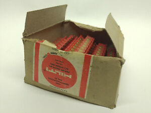 Partial Box Of 480 Hilti Safety Boosters Cal 27 Power Level 5 Red Dx 350 451