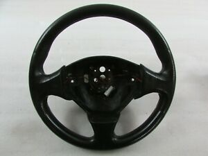 Ferrari 456 Steering Wheel Black Used P N 174545