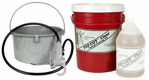Toledo Pipe 418 Oiler 10883 5 Gallon Tuf cut Clear Oil Fits Ridgid 300 700 12r
