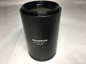 Olympus Stereo Microscope Objective Df Pl 2x 4 F szx Series 2