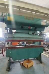 Wysong Press Brake H3572