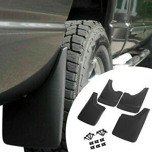 Mud Guards Flaps For Dodge 02 08 Ram 1500 03 09 1500 2500 3500 W O Fender Flares