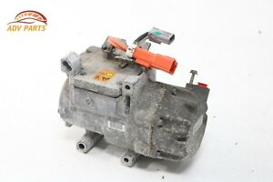 2012 2015 Tesla Model S 85 Ac Air Conditioner Electric Compressor Oem